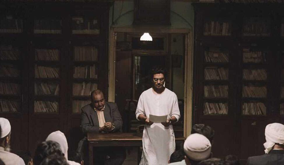 In the biopic, Siddiqui in the titular role as Sadat Hassan Manto portrays some of the most eventful and tumultuous times of the life of the famed writer in India and Pakistan. Photo courtesy: Twitter/@Nawazuddin_S