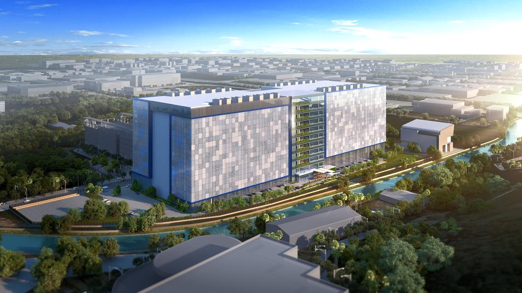 Facebook will open its first Asian data centre in Singapore spread across 170,000 sqm space and will part of the company's growing presence in Singapore and across Asia. Photo courtesy: Facebook