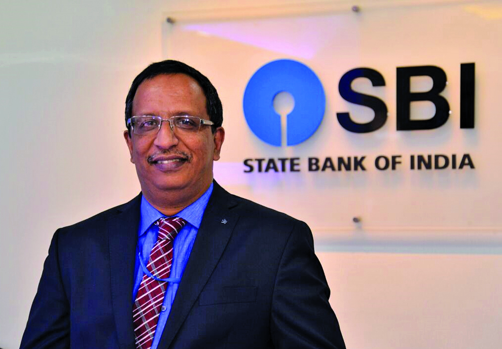 Soma Sankara Prasad, SBI's Country Head of Singapore. Photo courtesy: SBI
