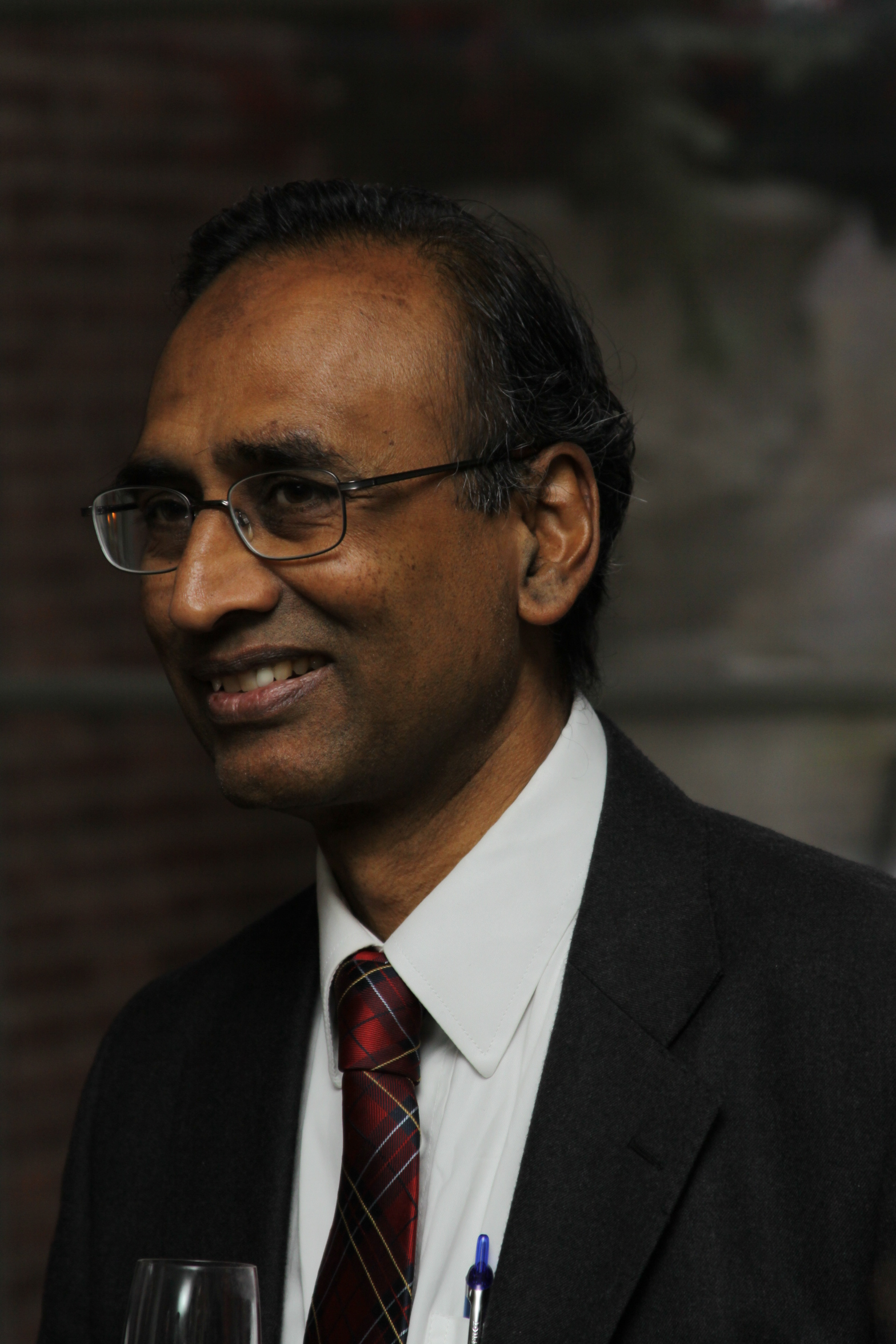 Nobel Laureate Sir Venkatraman Ramakrishnan was knighted by Queen Elizabeth II in 2012 for his contribution to science Photo courtesy: Wikimedia