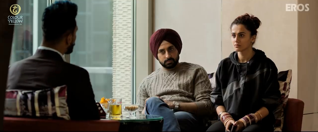 A scene from Manmarziyaan. Photo courtesy: Eros International