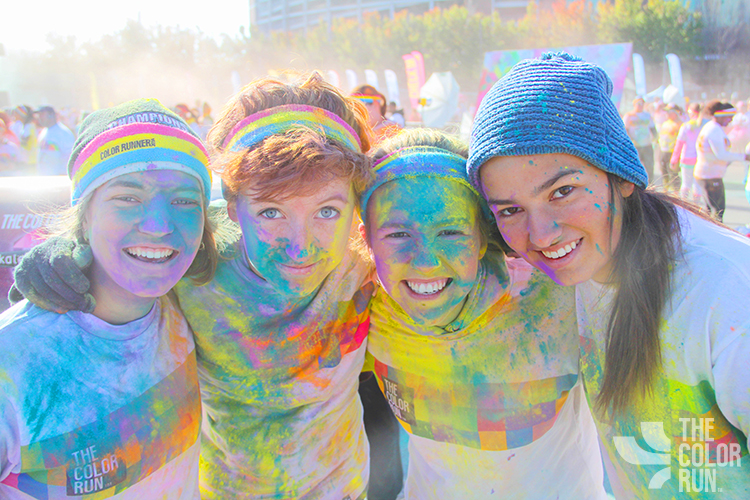 Photo courtesy: The Color Run