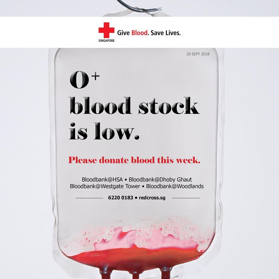 Photo courtesy: Singapore Red Cross FB