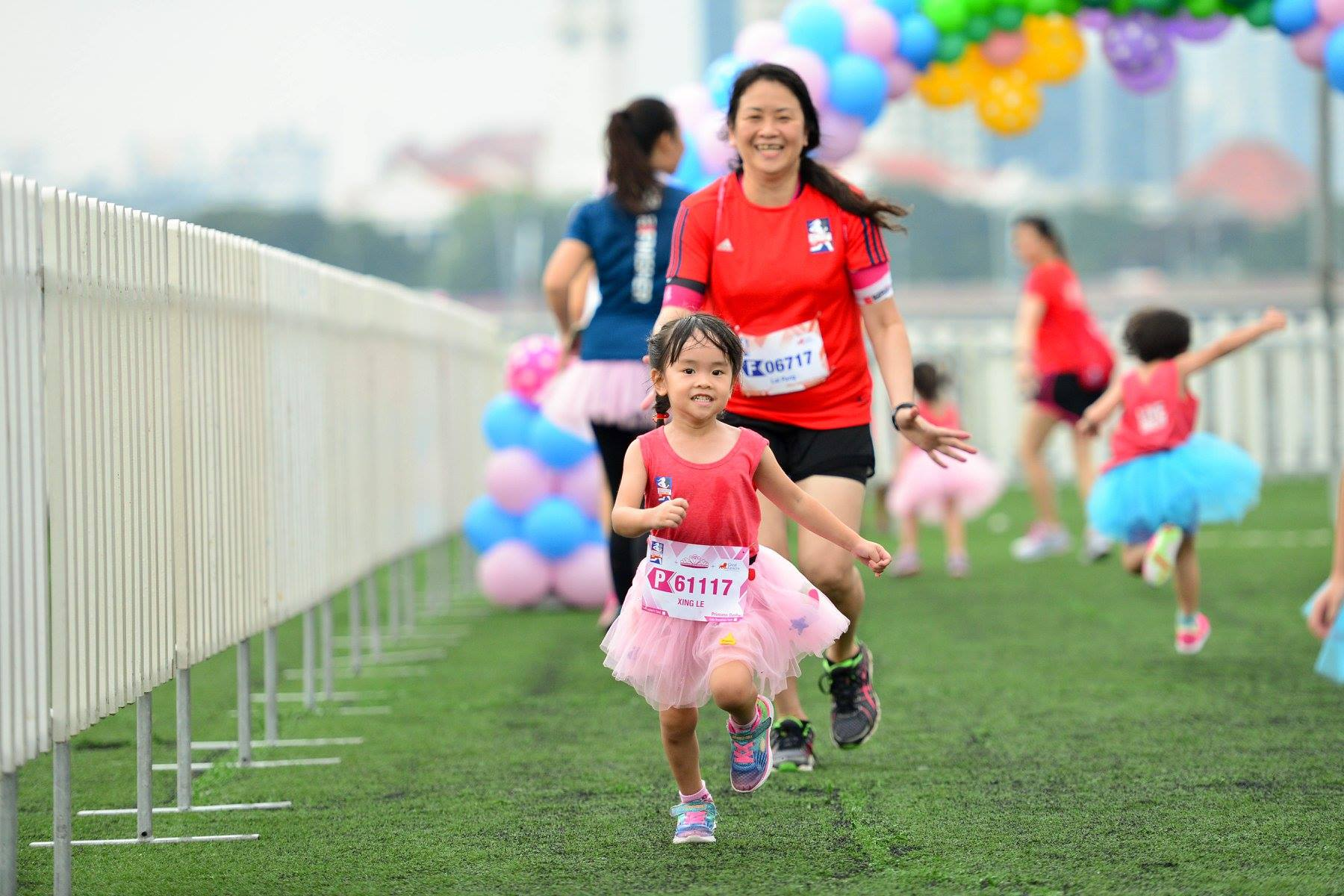 Photo courtesy: Great Eastern Women's Run