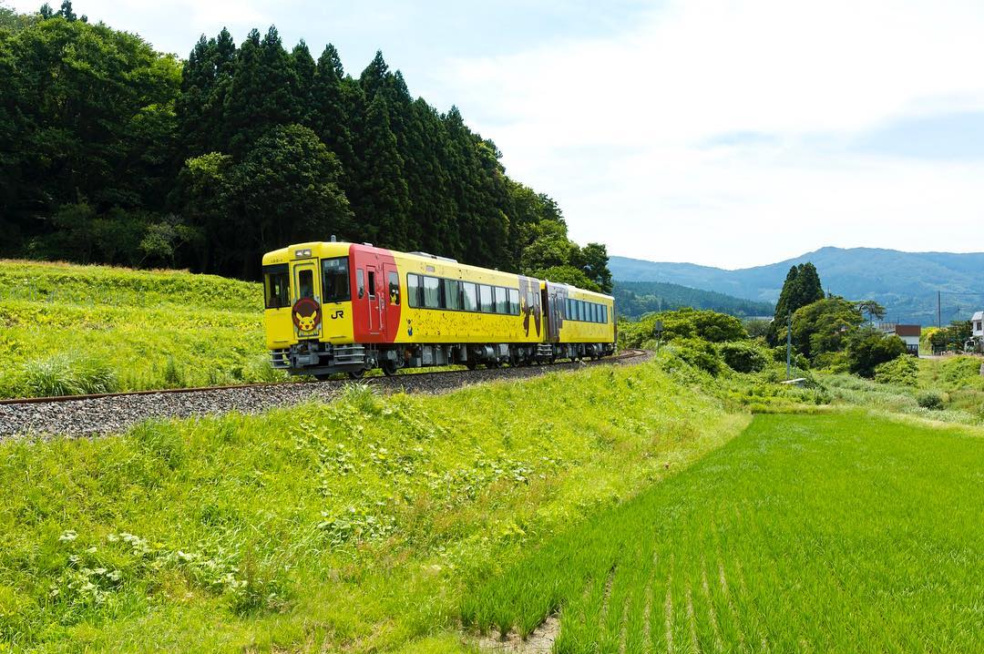 Photo courtesy: Japan Rail Cafe