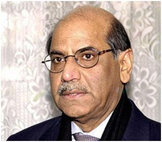 Former Indian foreign secretary Shyam Saran. Photo courtesy: mea.gov.in