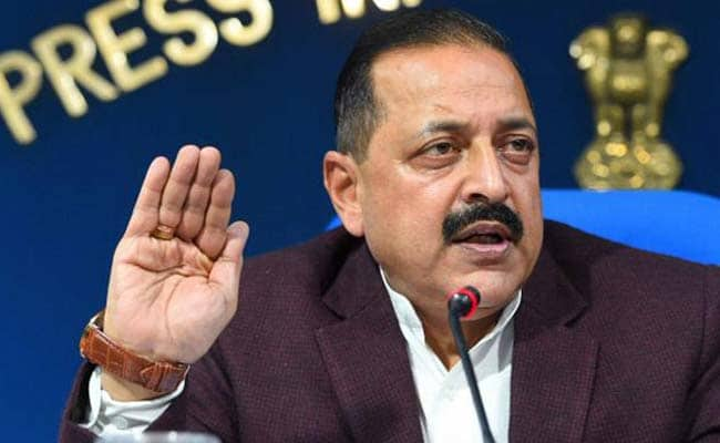 Indian Minister of State for Personnel, Public Grievances and Pensions Jitendra Singh