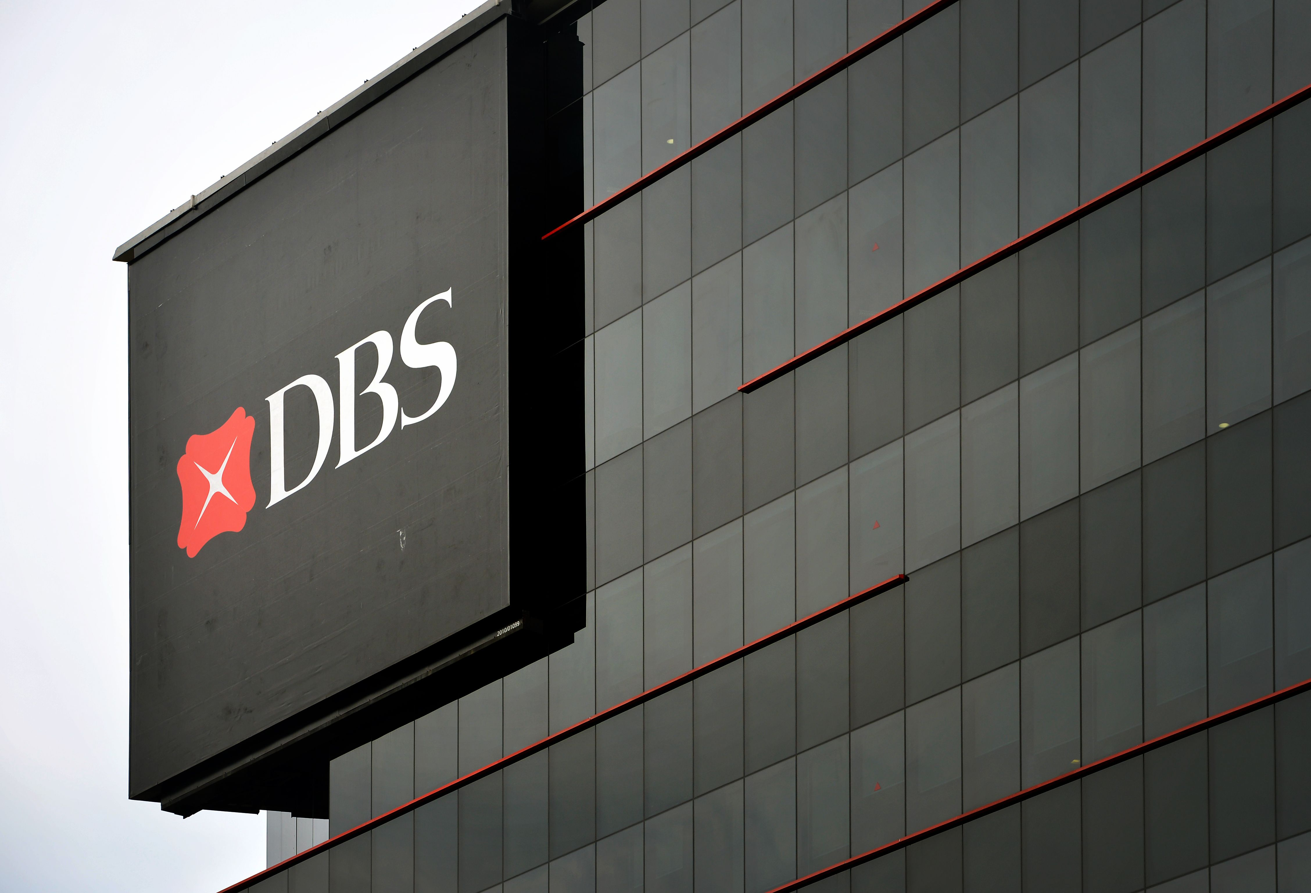 DBS Bank has a very extensive network of correspondent banks and overseas branches.