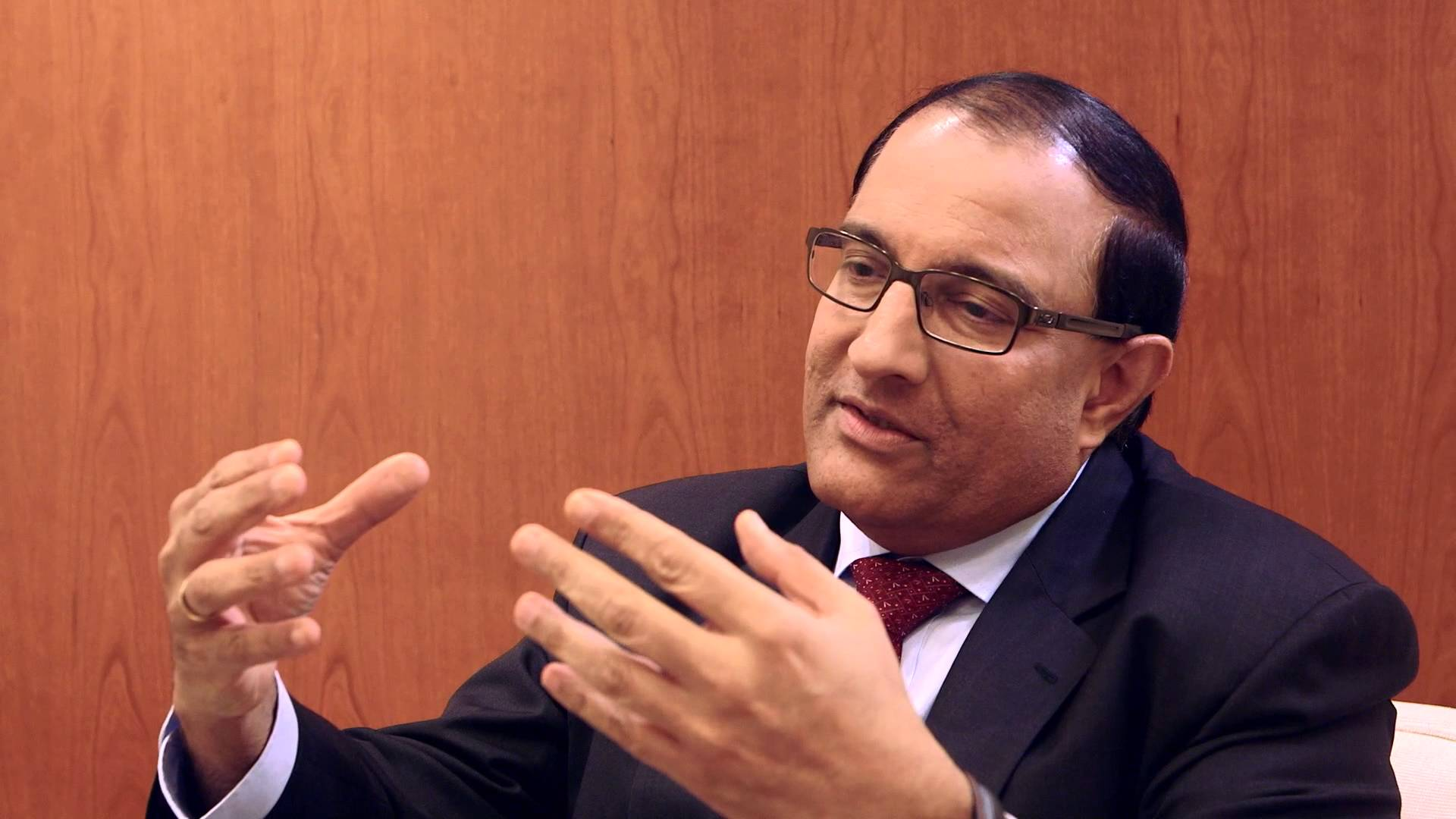 S Iswaran, Minister for Communications and Information of Singapore. Photo courtesy: Wikimedia