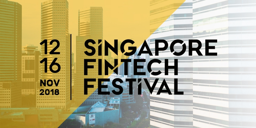 Singapore FinTech Festival will be the world's biggest Fintech event. Photo courtesy: fintechfestival.sg