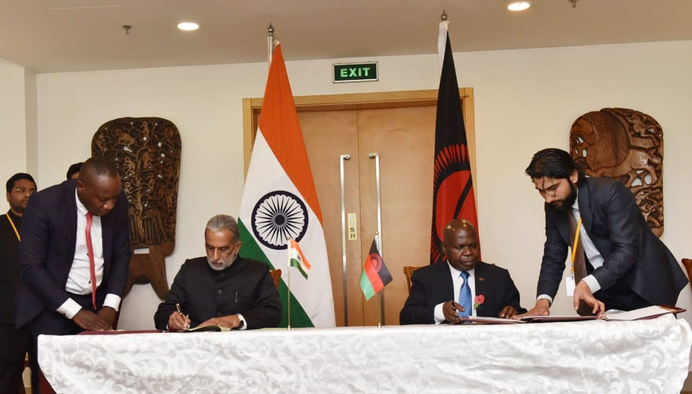 India has signed visa waivers with many countries to promote inbound tourism, investment (Photo courtesy: Press Information Bureau