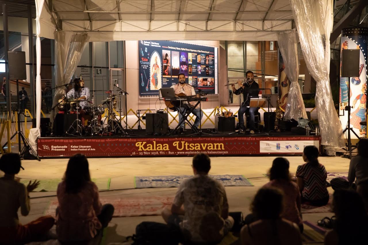 The Anuraag Collective. Photo courtesy: Esplanade