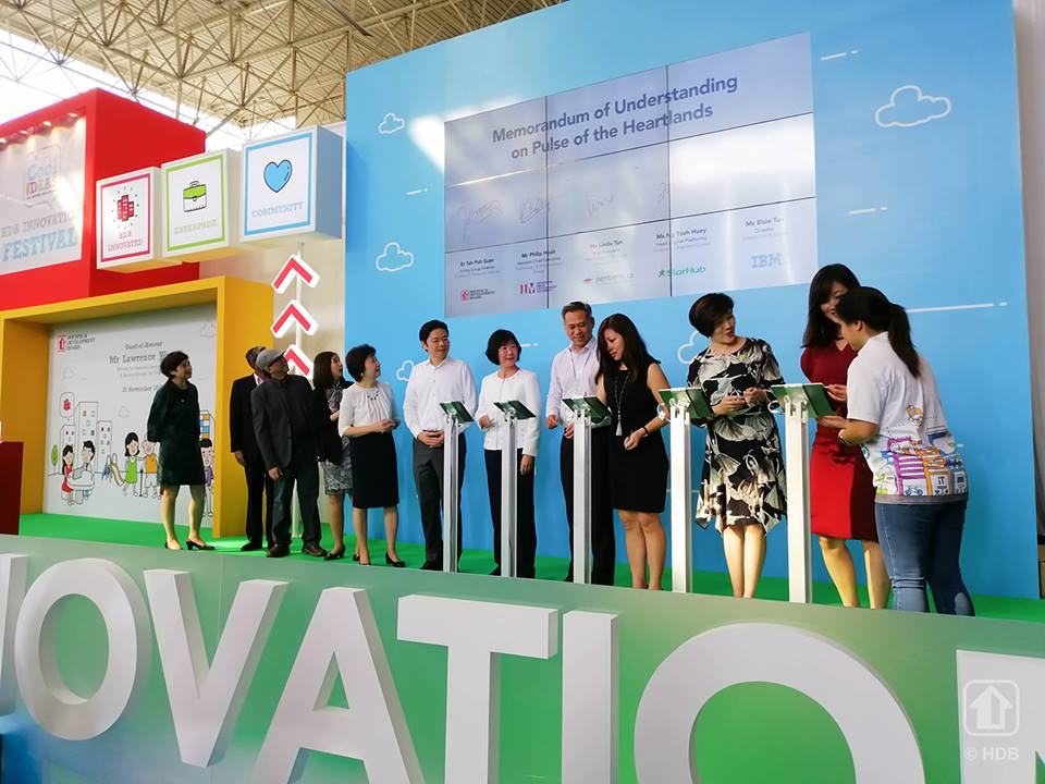 Cool Ideas Enterprise is aimed at aspiring entrepreneurs and enterprises with ideas to improve the HDB living environment. Photo courtesy: Facebook page of HDB