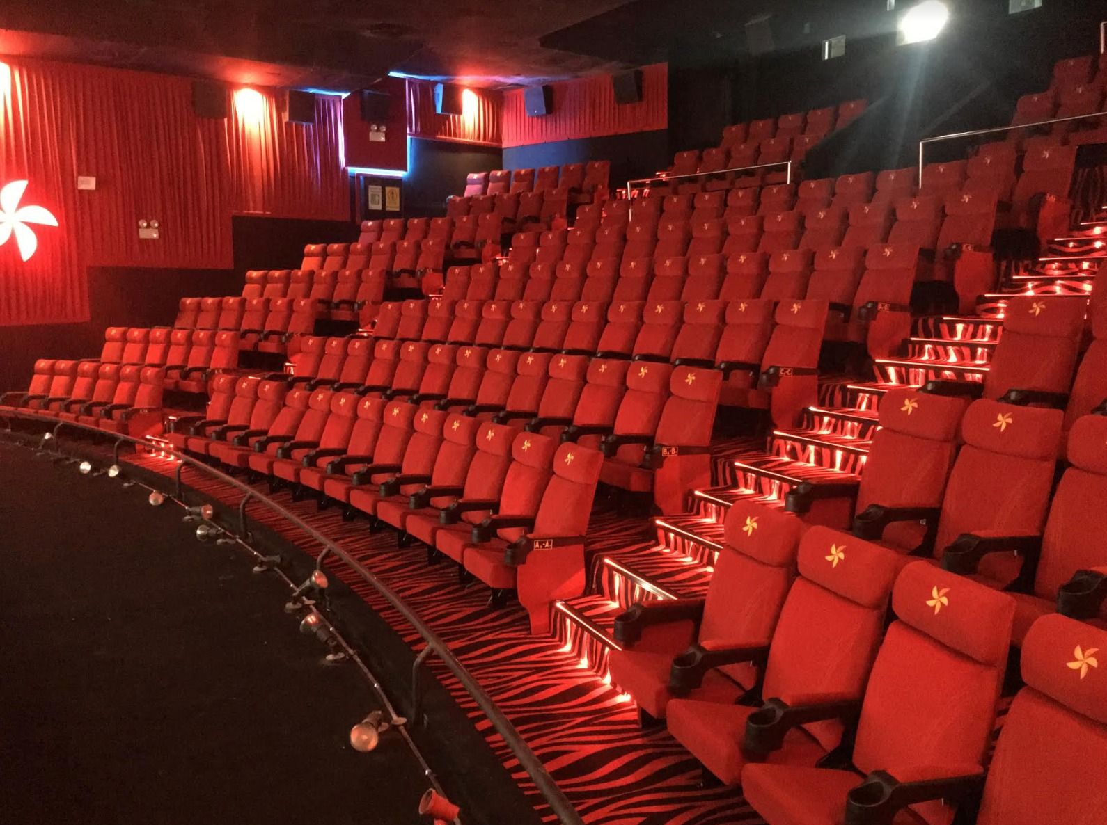One of the Carnival cinema halls located in Shaw Towers. Photo courtesy: Carnival Cinemas