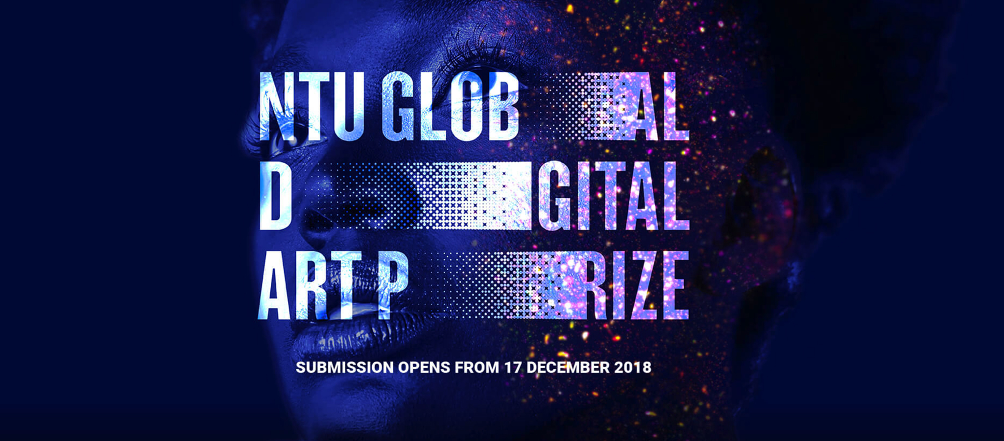 The theme for the first edition of the NTU Singapore Global Digital Art Prize is 'The Fourth Industrial Revolution'. Photo courtesy: NTU