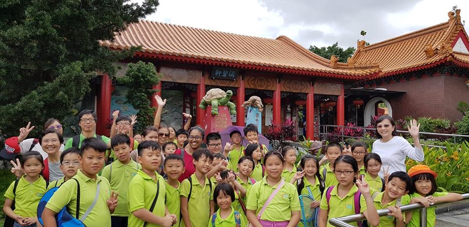 The last official kids group tour to 'The Live Turtle and Tortoise Museum' at The Chinese Garden. Photo courtesy: Facebook page of Live Turtle and Tortoise Museum.