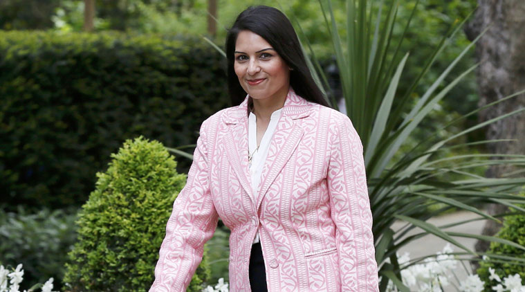 British MP of Indian origin Priti Patel had asked the same question in House of Commons from Caroline Nokes, Minister of State for Immigration