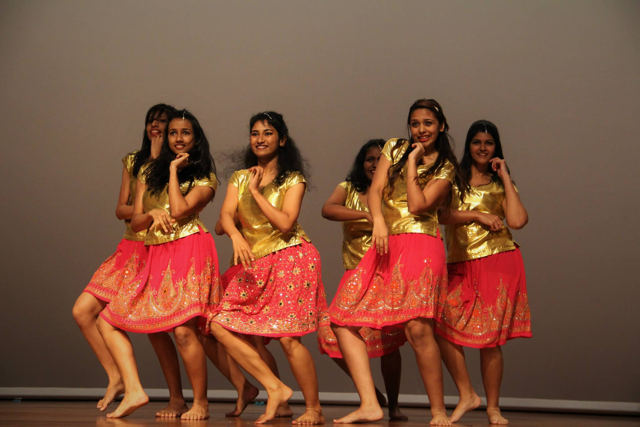 A dance performance at Tarang 2015. Photo courtesy: Tarang Singapore