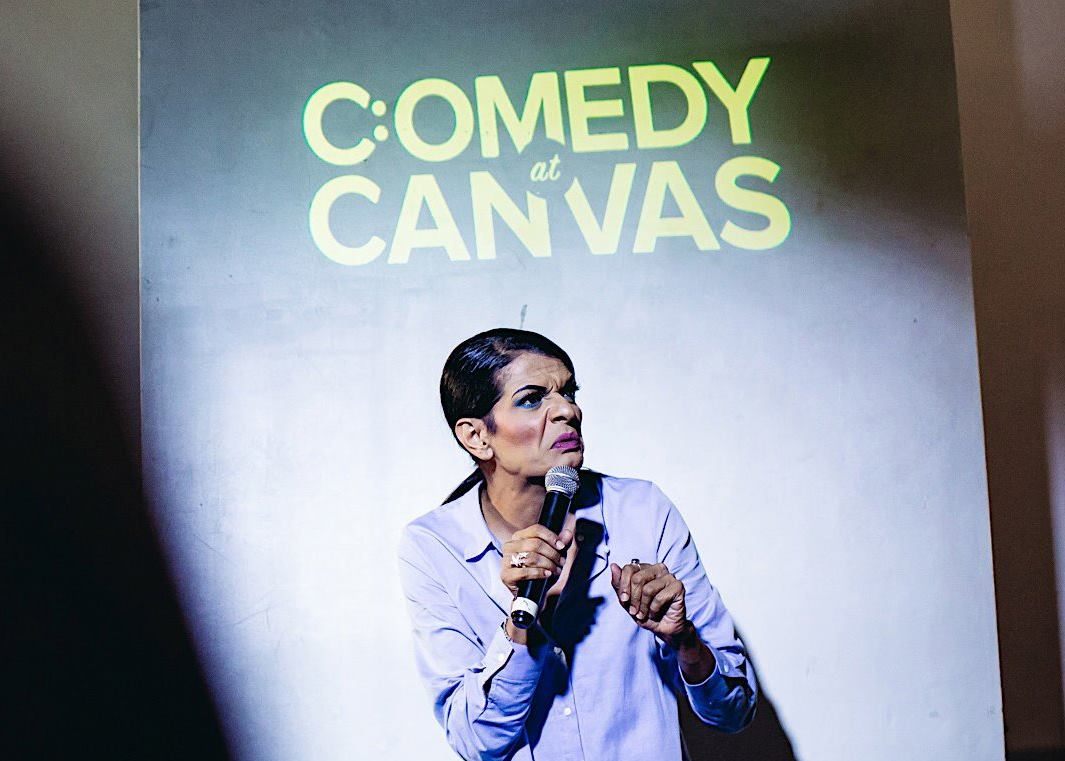 Photo courtesy: Comedy At Canvas
