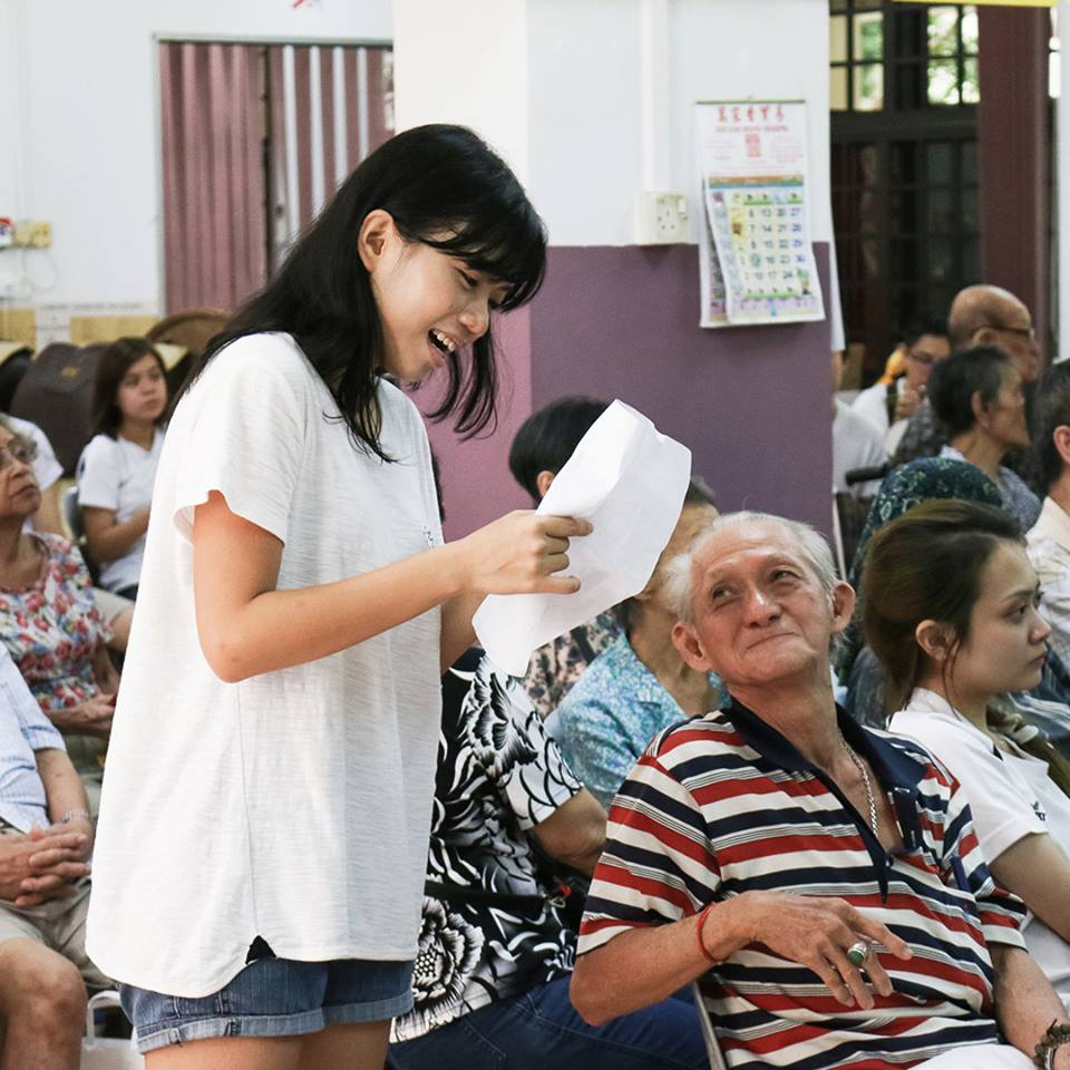 Singaporeans donated SGD30 million in 2018 and half a million was given on Christmas Day itself. Photo courtesy: NVPC