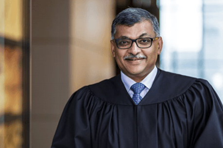 Sundaresh Menon, Chief Justice of Supreme Court of Singapore. Photo courtesy: supremecourt.gov.sg