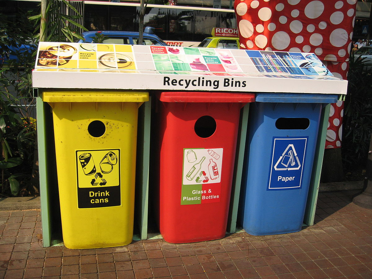 Singapore is taking steps to become a zero-waste nation. Photo courtesy: Wikimedia