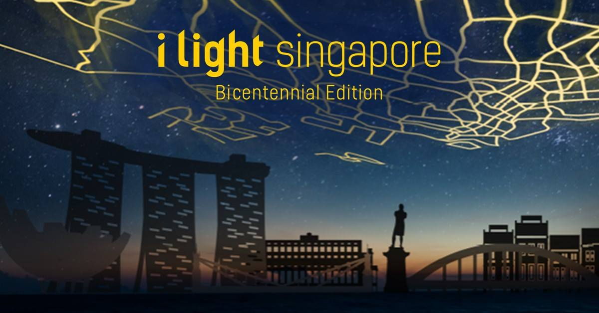 Photo courtesy: i Light Singapore