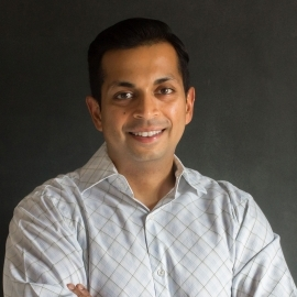 Snehal Patel, CEO and co-founder of MyDoc. Photo courtesy: MyDoc