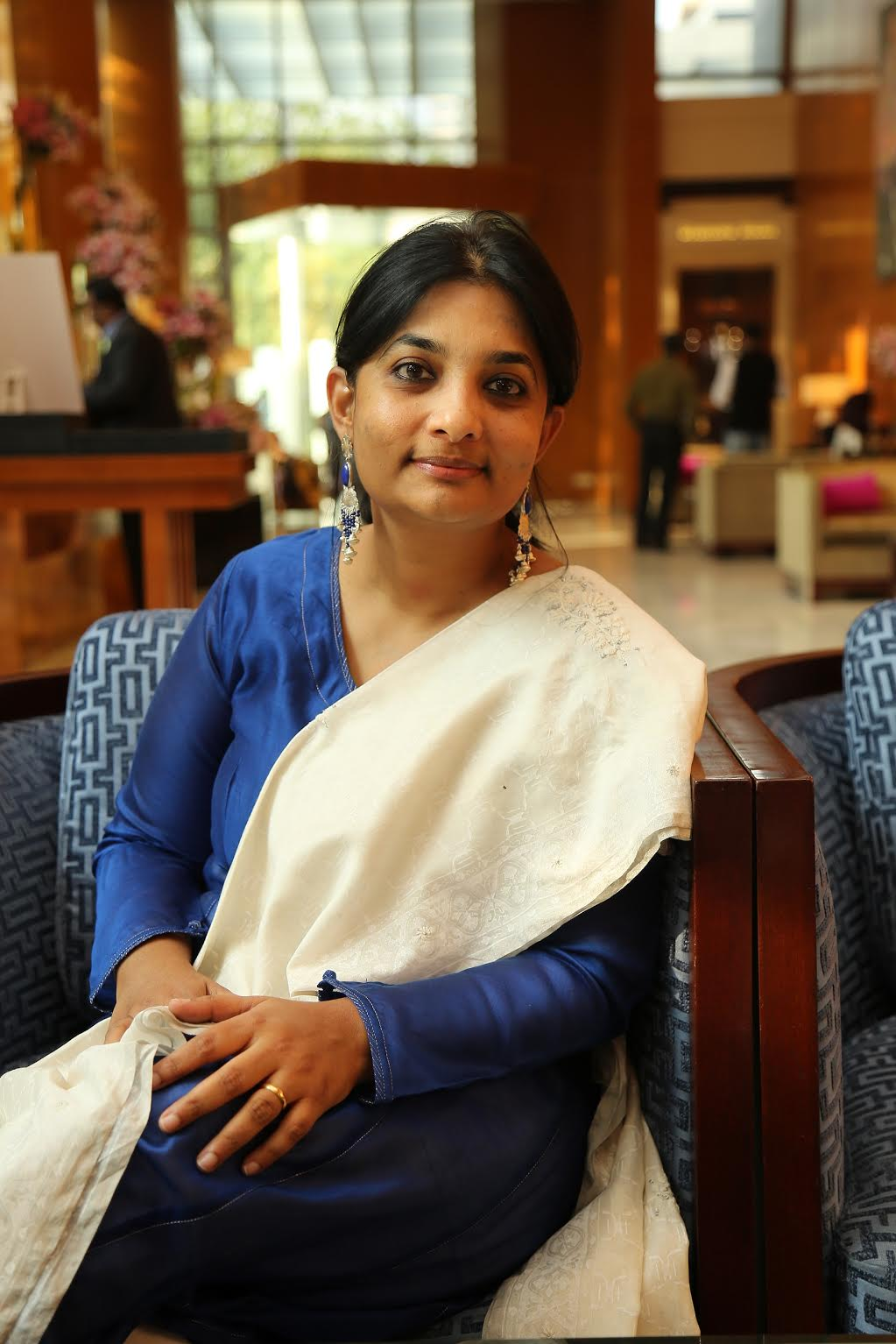 Archana Anand, Chief Business Officer, ZEE5 Global. Photo courtesy: ZEE5