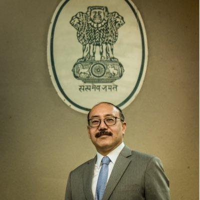 Harsh Vardhan Shringla, India's Ambassador to the US