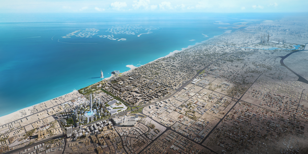 Burj Jumeira will be comprised of multiple observation decks, giving visitors 360 degree panoramic views of Dubai.