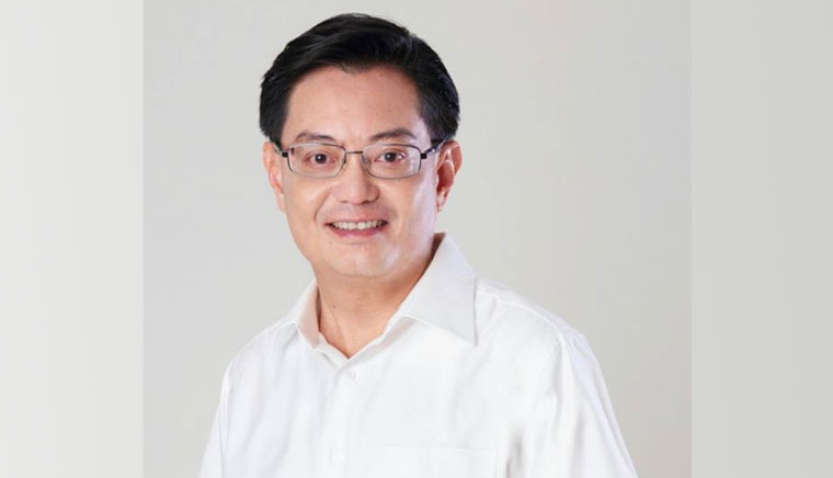 Finance Minister of Singapore Heng Swee Keat. Photo courtesy: alumni.christs