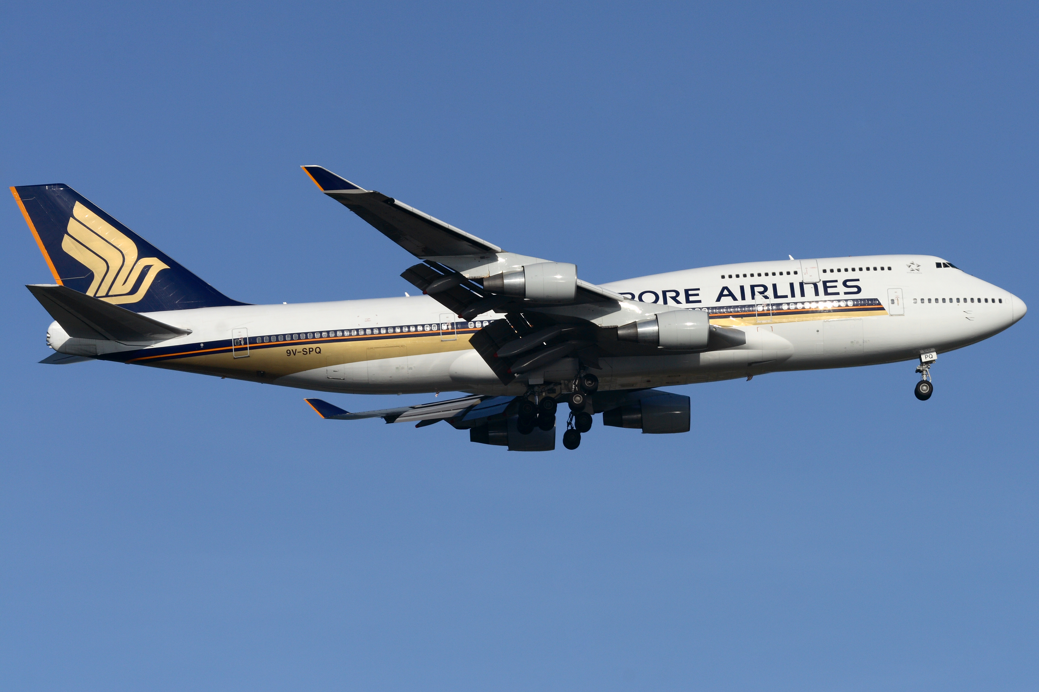 The air traffic between Singapore and India rose to 4.76 million in 2018. Photo courtesy: Singapore Airlines