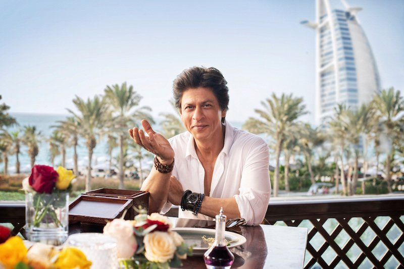 Shah Rukh Khan is on a surprising treasure hunt across Dubai in the latest sequel of the award winning promotional campaign '#BeMyGuest'to promote Dubai tourism. Photo courtesy: visitdubai