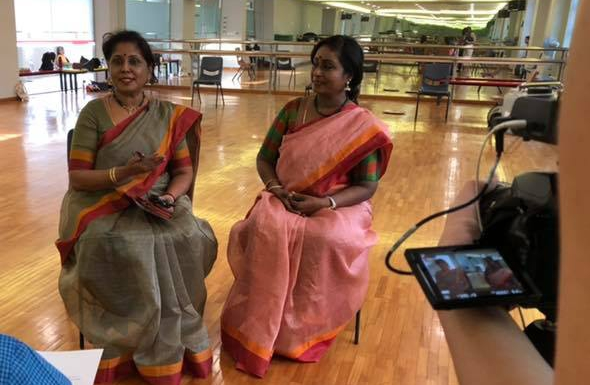 Under the tutelage of Ms Suganthi Kumaraguru and Ms Jeyanthi Balasubramaniam, widely known as the Kesavan sisters, the studio is set to delight Singapore culture lovers with their performance.