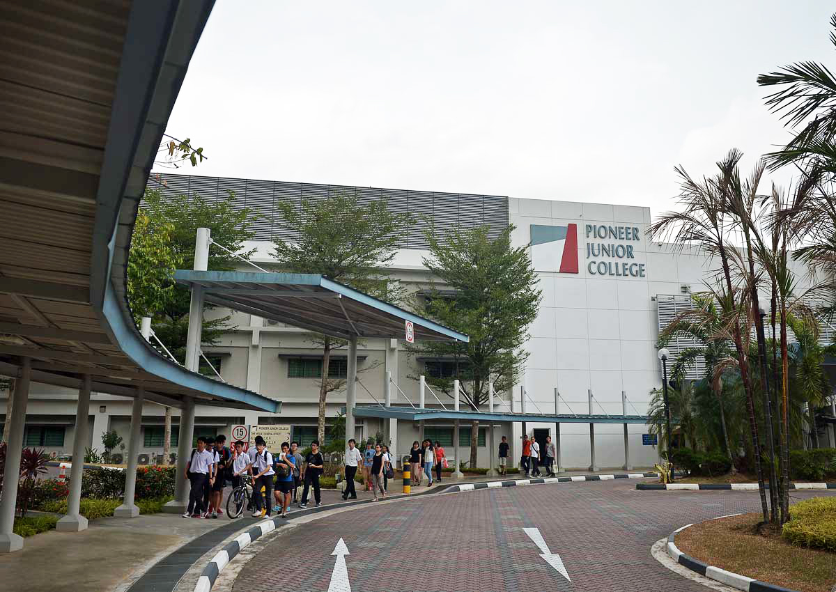 Under the infrastructure rejuvenation programme, three Junior Colleges (JCs) of Singapore will be rebuilt and another will be upgraded in phases from 2022. Photo courtesy: Wikipedia