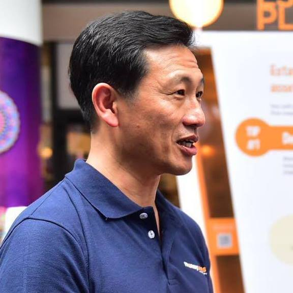 Education Minister of Singapore Ong Ye Kung. Photo courtesy: Facebook page of Ong Ye Kung