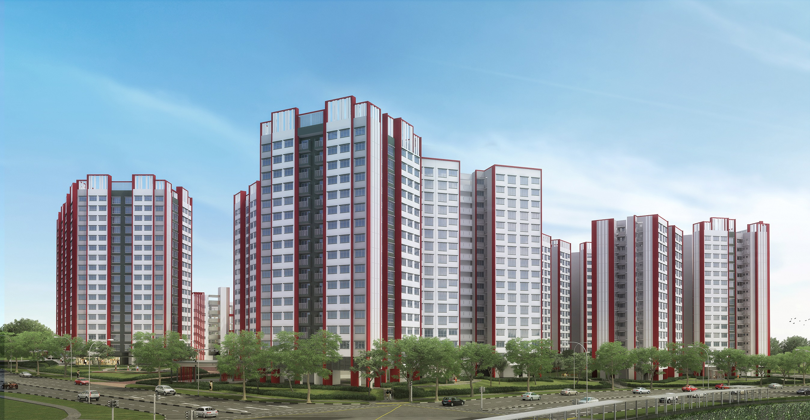 Housing Development Board (HDB) will announce upcoming BTO sites six months in advance instead of the current three months. Photo courtesy: HDB