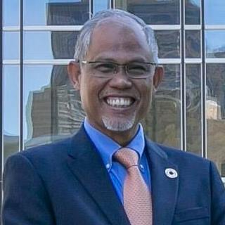 Minister-in-charge of Muslim Affairs of Singapore Masagos Zulkifli. Photo courtesy: Facebook page of Masagos