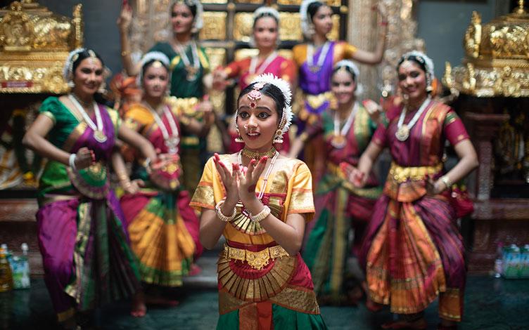 Photo courtesy: Bharathaa Arts
