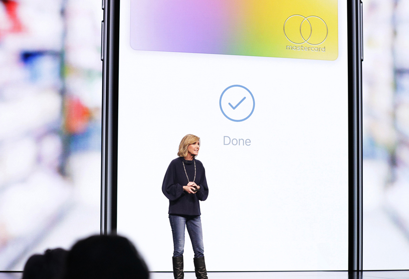 Jennifer Bailey introduces Apple Card, a new kind of credit card created by Apple. Photo courtesy: Apple