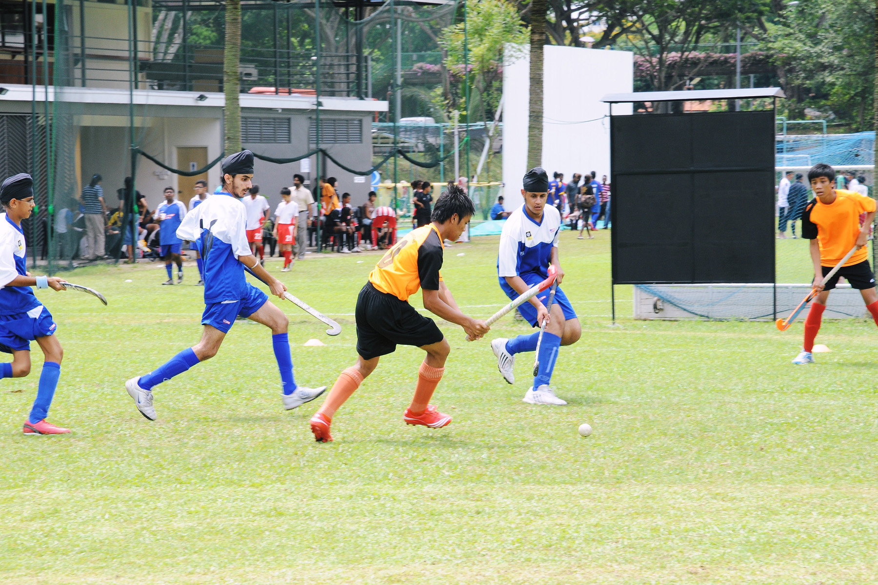 SKA regularly organises hockey tournaments which are quite popular in Singapore. Photo courtesy: SKA