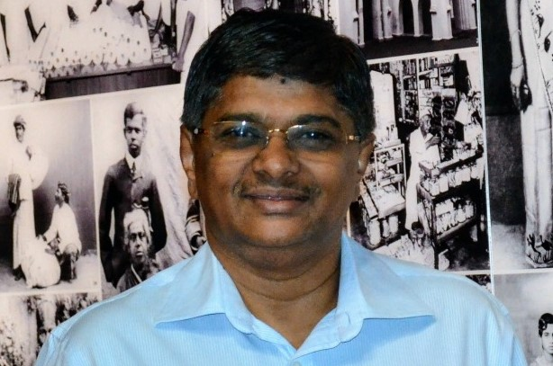 Rajakumar Chandra, Chairman of LISHA. Photo: Connected to India