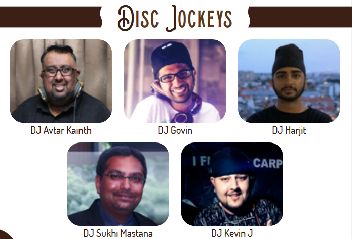 Participants can groove on the dance floor with the music dished out by eminent DJs. Photo courtesy: SKA