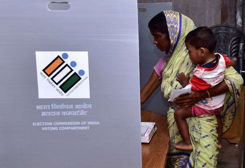 Every time India goes to the polls, it is touted as a marvel in democratic history.