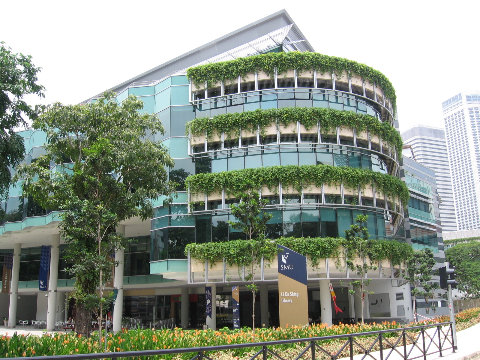 Singapore Management University is taking various steps to protect students from sexual misconduct and harassment on campus. Photo courtesy: Wikimedia