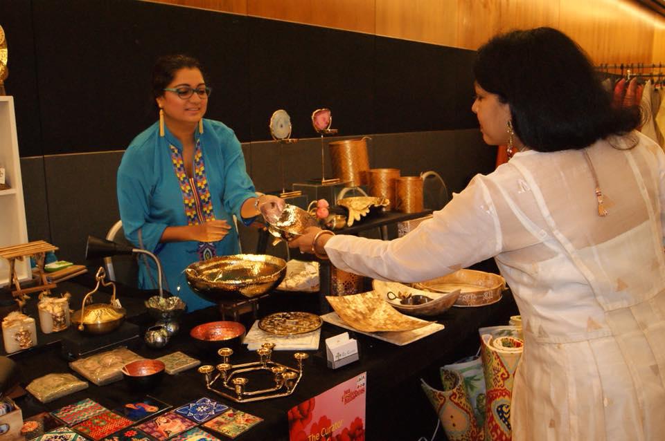 Indian Women's Association Festive Bazaar 2018. Photo courtesy: IWA