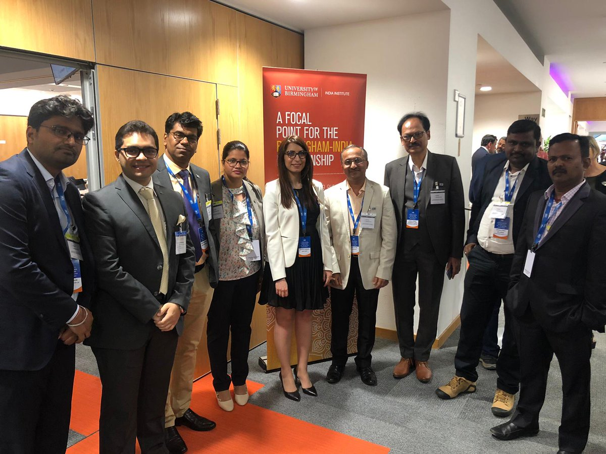 The CII delegation at  Clean Cooling Congress. Photo courtesy India Institute