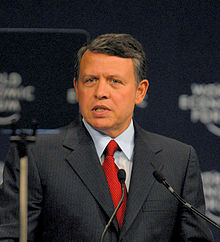 His Majesty King Abdullah II ibn Al-Hussein of the Hashemite Kingdom of Jordan. Photo courtesy: Wiki