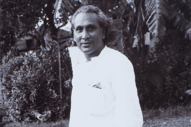 G Sarangapany co-founded the Tamil Reform Association and headed it until his demise on March 16, 1974. Photo courtesy: roots.sg
